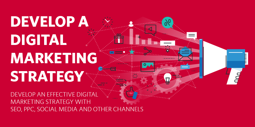 Develop a Digital Marketing Strategy