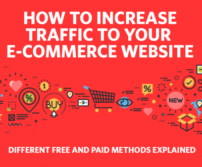How to Increase Traffic to your Ecommerce Website