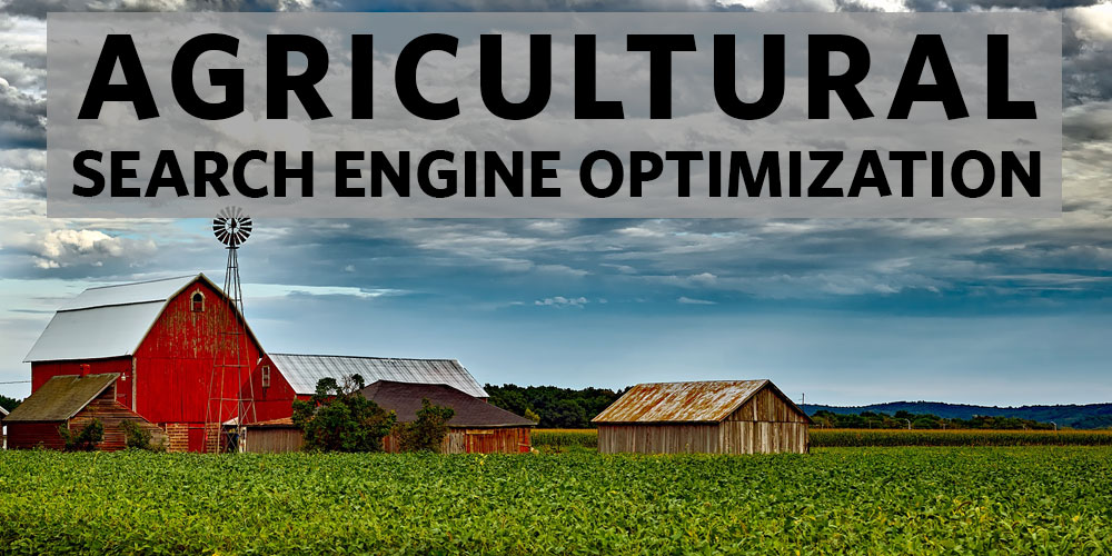 Agricultural Search Engine Optimization