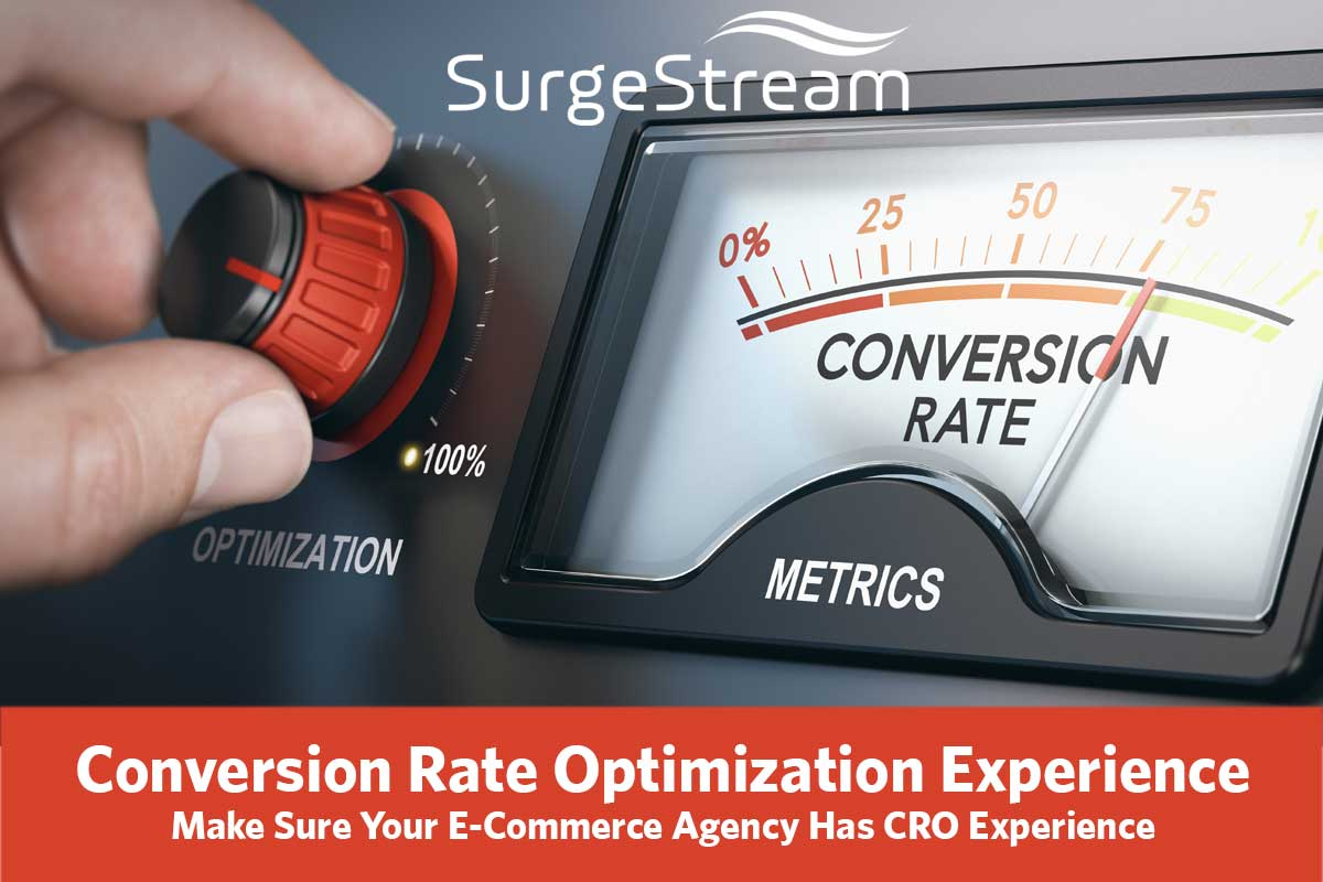 Conversion Rate Optimization Experience