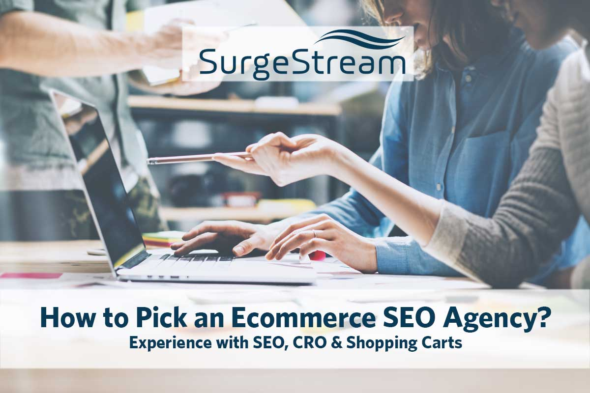 How to Pick an Ecommerce Agency