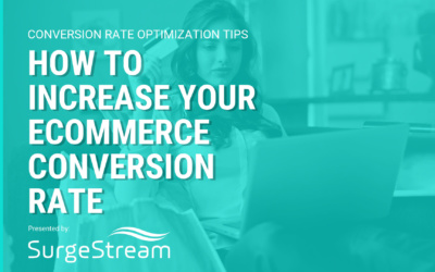 Tips To Increase Conversion Rate For Ecommerce